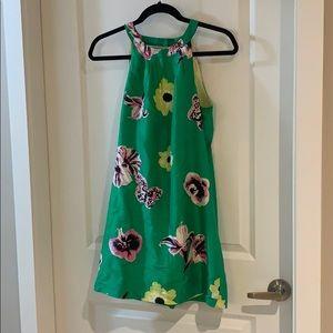 J Crew Punk Floral Dress
